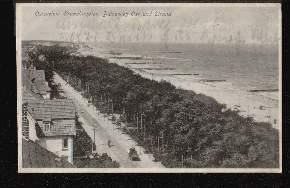 Ostseebad Brunshaupten. Bü!owweg Ost und Strand