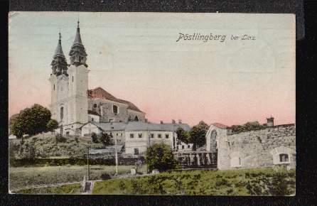 Pöstlingberg bei Linz.