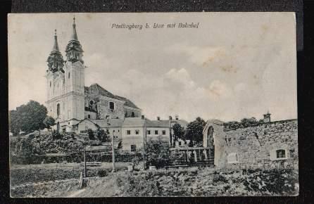 Pöstlingberg bei Linz mit Bahnhof