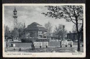 Truppenübungsplatz Altengrabow. Konzert Platz