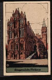 Tangermünde. Rathaus