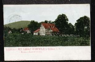 Drübeck a. H. Restaurant Oehrendfeld