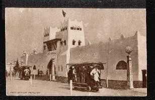 East Africa Pavilion