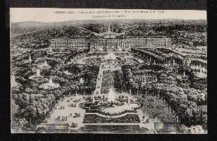 Versailles. Panorama of Versailles