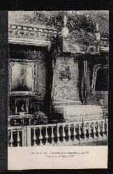 Versailles. Bed Room of Louis XIV