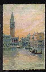 Venezia. Piazzetta S. Marco dalla laguna