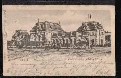 Düsseldorf. Bahnhof