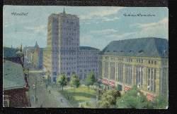 Düsseldorf. Wilhelm Marx Haus