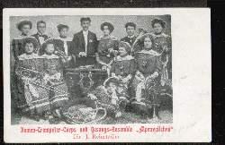 """Damen Trompeter Corps und Gesangeusemble """"Alpenveilchen"""""""