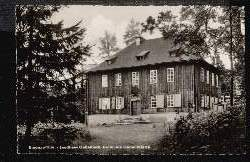 Ilmenau Thür. Jagdhaus Gabelbach. Ntionale Gedenkstätte.
