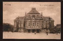 Hamburg. Laeisz Halle am Holstenplatz.