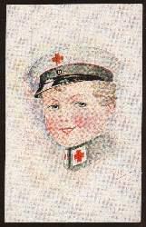 Kind. Rote Kreuz