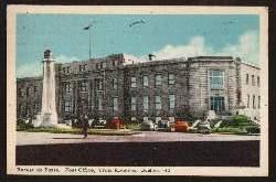 Kanada, Quebec. Bureau de Poste, Post Office, Trois Rivieres