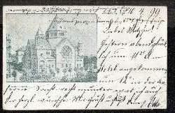 Strassburg. Neue Synagoge