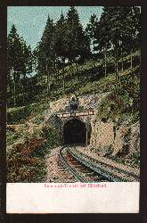Rübeland. Bismarck Tunnel