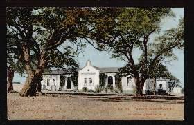 Deutsch-Südwest-Afrika. Heimathaus Keetmanschoop