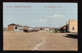 Deutsch-Südwest-Afrika. Kaiser-Strasse, Keetmanschoop
