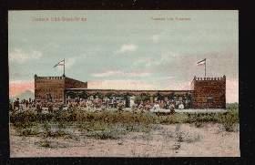 Omaruru. Kaserne