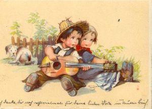 Künstler Sig. P. Kinder.