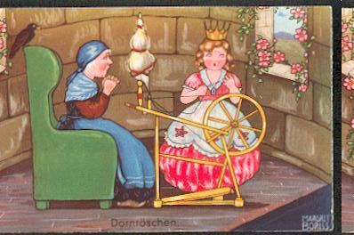 Marchen Boriss M Dornroschen Nr 00122 Oldthing Sonstige