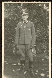 Soldat. Foto II WK.