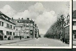 Diedenhofen, Westmark. Generalfeldmarschall von Brauchitsch Strasse.