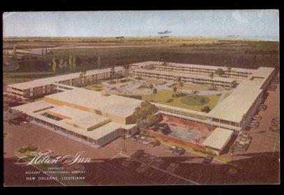 USA. Luisiana. New Oreleans. International Airport.