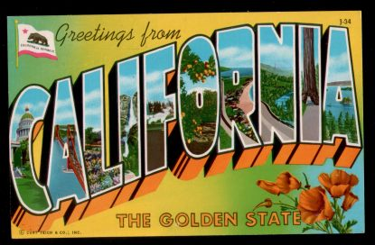 USA. California.