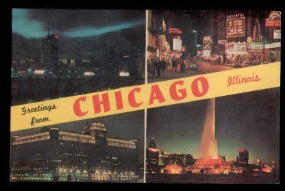 USA. Chicago.