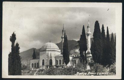 Türkei. Bursa. Emir camii.