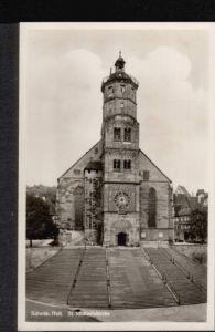 Schwäbisch Hall. St. Michaeliskirche