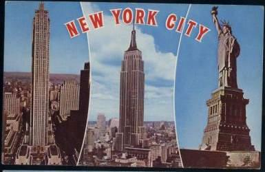 USA. New York City.