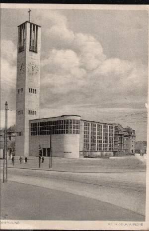 Dortmund. St. Nicolaikirche