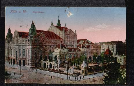 Köln. Opernhaus
