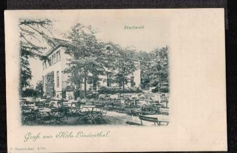 Köln Lindenthal, Stadtwald 0