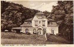 Quaritz. Berghaus Dalkau. Inh. Otto Rissmann