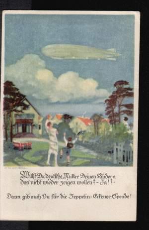 Zeppelin Eckener Spende.