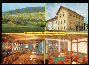"""Chamerau. Bay. Wald. Gasthaus und Metzgerei """"Bäcker Wirt"""""""