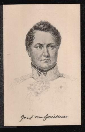 Graf Neithardt von Gneisenau