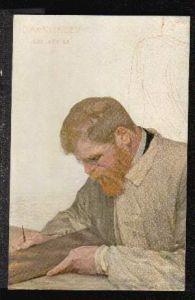 Max Klinger. Gem. C. Stoeving