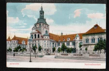 München. Nationalmuseum