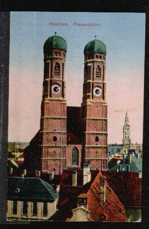München. Frauenkirche
