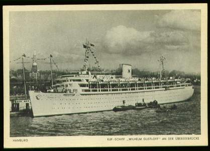 Wilhelm Gustloff Schiff