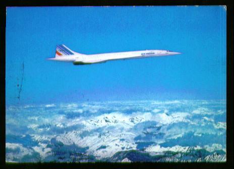 x00848; Concorde.