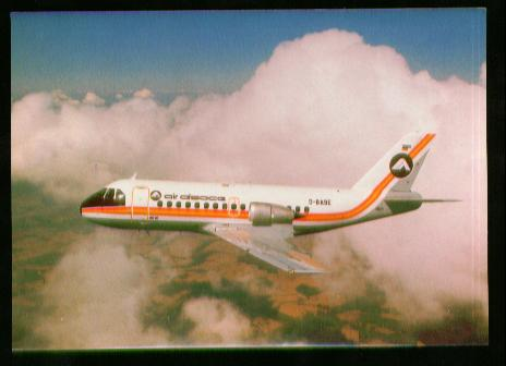 x00860; VFW Fokker. VFW 614.