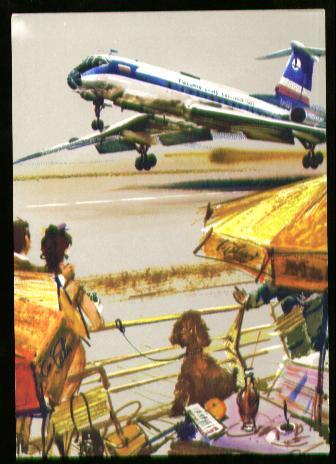 x00902; Polskie Linie Lotnicze LOT Polish Airlines.