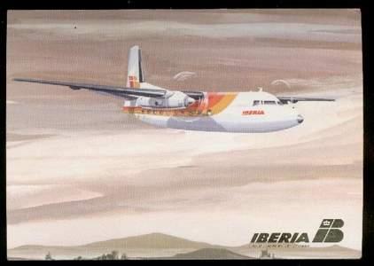 x00946; Fokker F27.