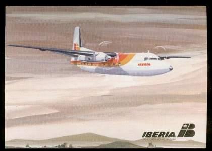 x00947; Fokker F27.