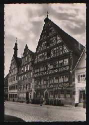 x01280; Dinkelsbühl, Deutsches Haus.