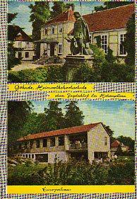 x01532; Göhrde Forst über Dahlenburg. Gasthof zur Göhrde. Hotel und Restaurant